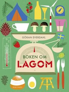 Boken om lagom (ljudbok) av Göran Everdahl