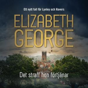 Det straff hon förtjänar (ljudbok) av Elizabeth