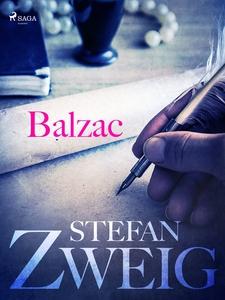 Balzac (e-bok) av Stefan Zweig