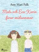 Mats och Eva-Karin firar midsommar