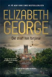 Det straff hon förtjänar (e-bok) av Elizabeth G