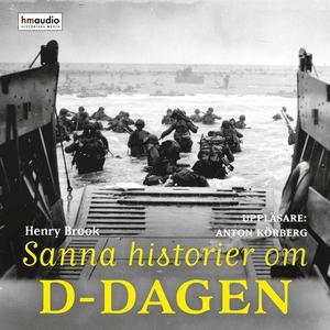 Sanna historier om D-dagen (ljudbok) av Henry B