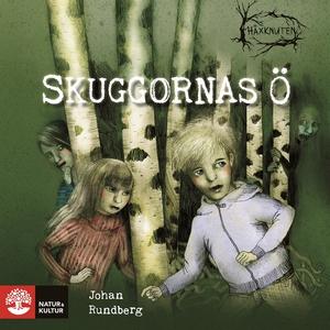 Skuggornas ö (ljudbok) av Johan Rundberg