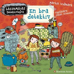 LasseMajas deckarhandbok (ljudbok) av Martin Wi