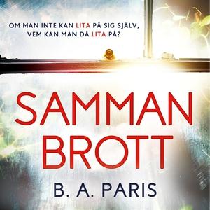 Sammanbrott (ljudbok) av B.A. Paris