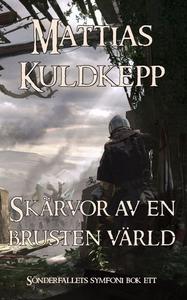 Skärvor av en brusten värld (e-bok) av Mattias