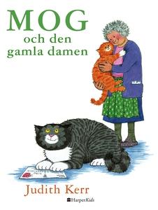 Mog och den gamla damen (e-bok) av Judith Kerr