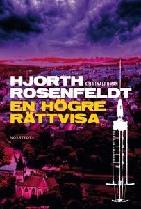 En högre rättvisa (e-bok) av Hans Rosenfeldt, M