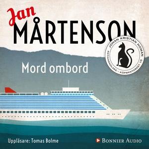 Mord ombord (ljudbok) av Jan Mårtenson