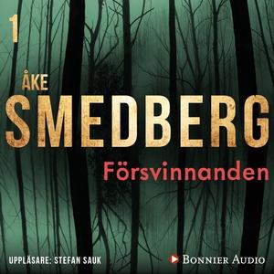 Försvinnanden (ljudbok) av Åke Smedberg