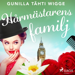 Hårmästarens familj (ljudbok) av Gunilla Tähti