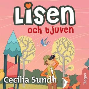 Lisen 2: Lisen och tjuven (ljudbok) av Cecilia