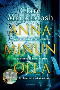 Anna minun olla (e-bok) av Clare Mackintosh