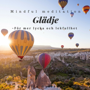 Glädje och livslust (ljudbok) av Camilla Gyllen