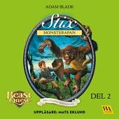 Stix - monsterapan