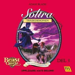 Soltra - träskdemonen (ljudbok) av Adam Blade