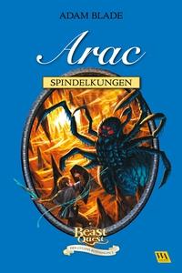 Arac - spindelkungen (e-bok) av Adam Blade