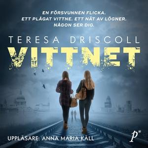 Vittnet (ljudbok) av Teresa Driscoll