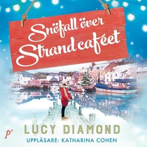 Snöfall över Strandcaféet (ljudbok) av Lucy Dia