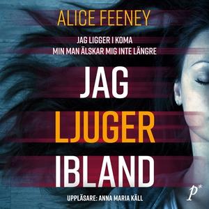 Jag ljuger ibland (ljudbok) av Alice Feeney