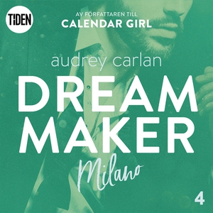 Dream Maker - Del 4: Milano (ljudbok) av Audrey