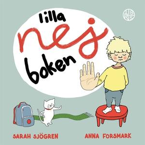 Lilla nej-boken (e-bok) av Sarah Sjögren