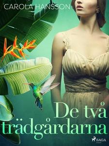 De två trädgårdarna (e-bok) av Carola Hansson