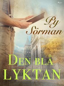 Den blå lyktan (e-bok) av Py Sörman