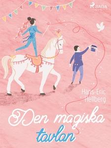 Den magiska tavlan (e-bok) av Hans-Eric Hellber