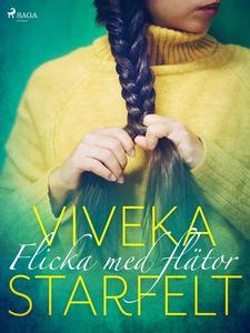 Flicka med flätor (e-bok) av Viveka Starfelt