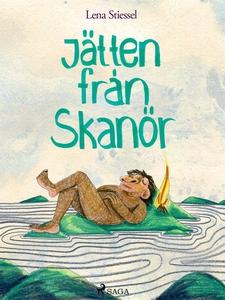 Jätten från Skanör (e-bok) av Lena Stiessel