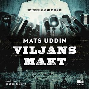 Viljans makt (ljudbok) av Mats Uddin