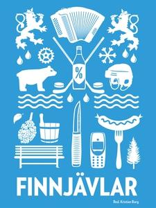 Finnjävlar (e-bok) av Zac O'Yeah, Susanna Alako