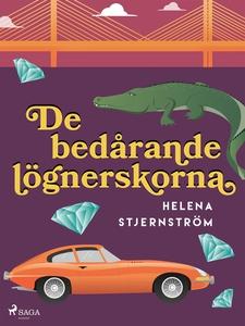De bedårande lögnerskorna (e-bok) av Helena Stj