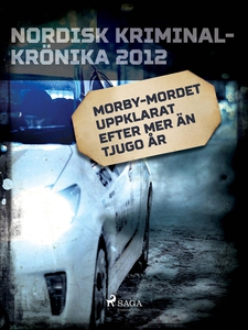Morby-mordet uppklarat efter mer än tjugo år (e