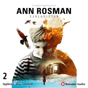 Själakistan (ljudbok) av Ann Rosman