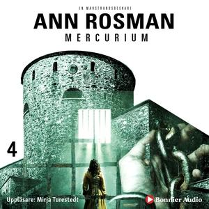 Mercurium (ljudbok) av Ann Rosman