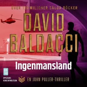 Ingenmansland (ljudbok) av David Baldacci