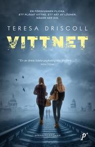 Vittnet (e-bok) av Teresa Driscoll