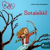 K niinku Klara 6 - Sotaleikki!