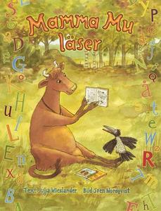 Mamma Mu läser (e-bok) av Jujja Wieslander