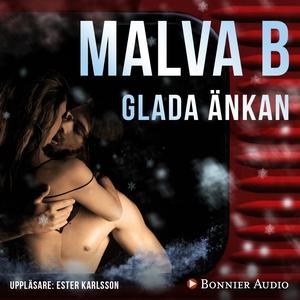 Glada änkan (ljudbok) av Malva B.
