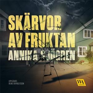 Skärvor av fruktan (ljudbok) av Annika Sjögren