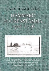 Hammarö sockenstämma 1708-1746 (e-bok) av Lars