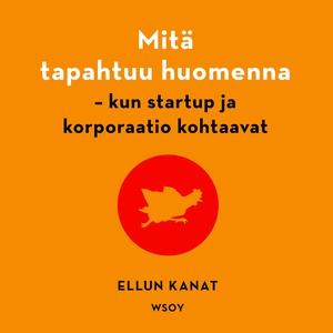 Mitä tapahtuu huomenna (ljudbok) av Marco Mäkin