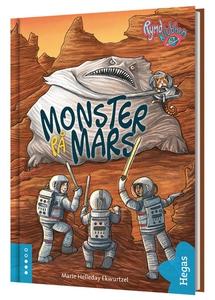 Monster på Mars (ljudbok) av Marie Helleday Ekw