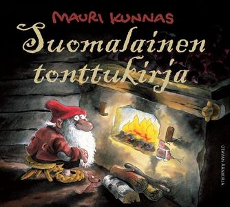 Suomalainen tonttukirja (ljudbok) av Mauri Kunn