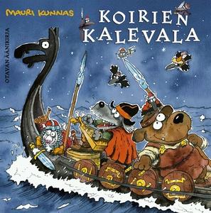 Koirien Kalevala (ljudbok) av Mauri Kunnas