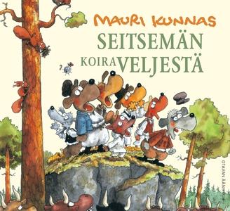 Seitsemän koiraveljestä (ljudbok) av Mauri Kunn