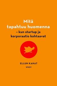 Mitä tapahtuu huomenna (e-bok) av Marco Mäkinen